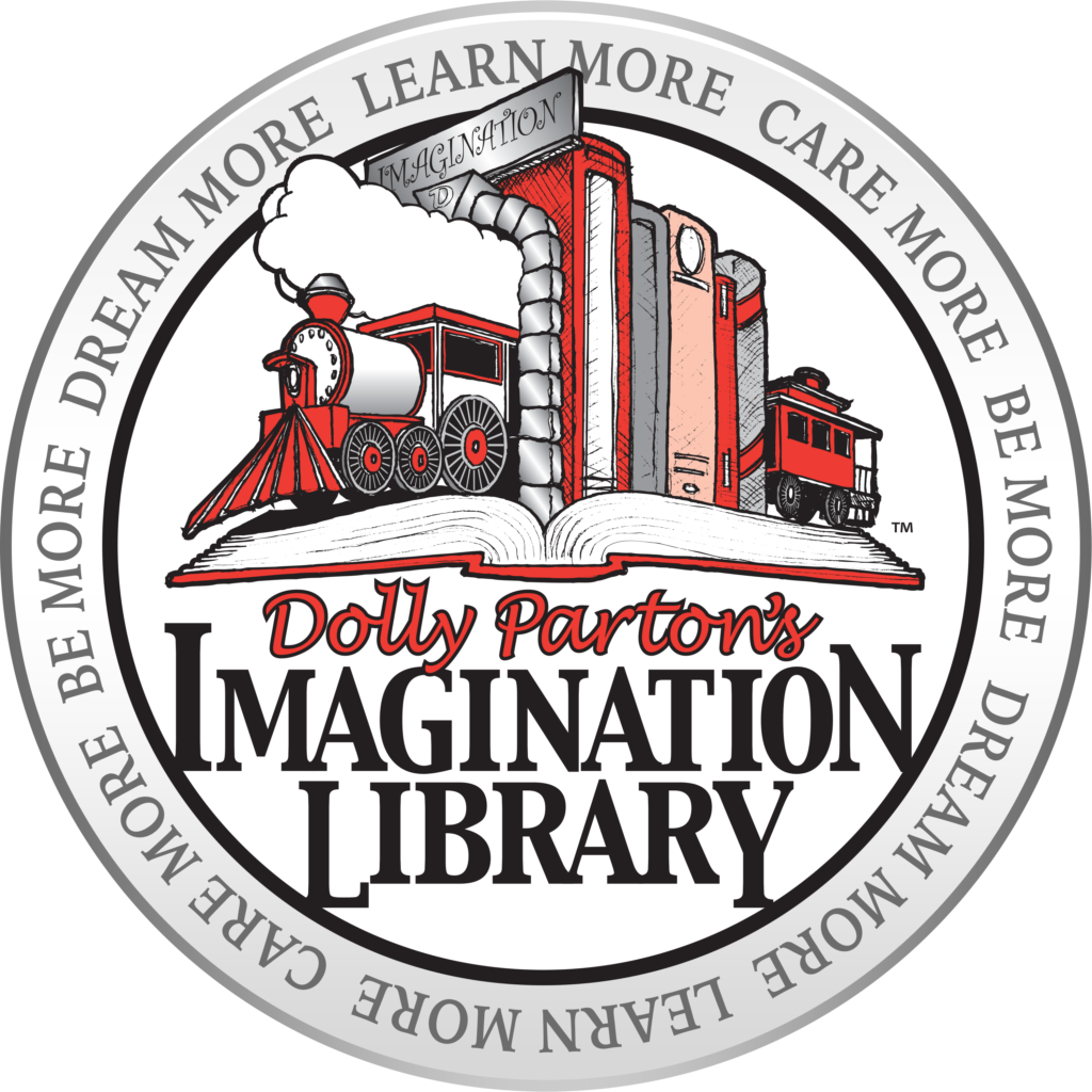 Dolly Parton's Imagination Library Logo